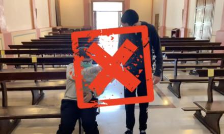 I comportamenti da seguire e da evitare nelle celebrazioni liturgiche