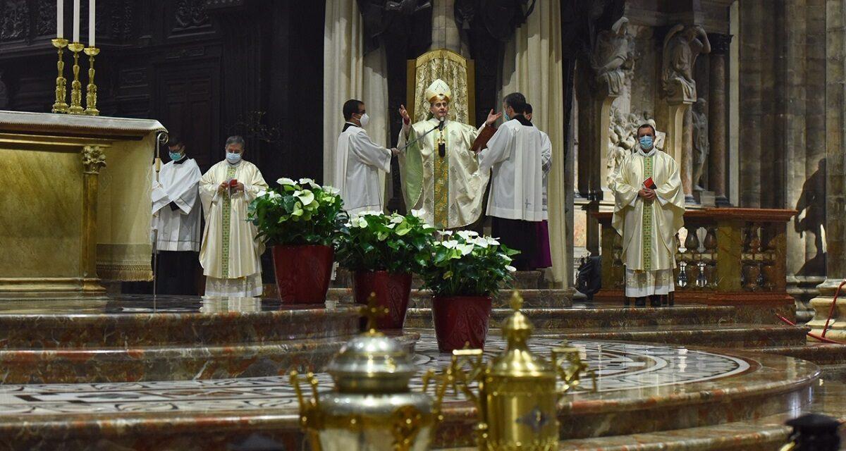 L'Arcivescovo: «Presentiamo il volto di una Chiesa nella ricchezza dei suoi doni»