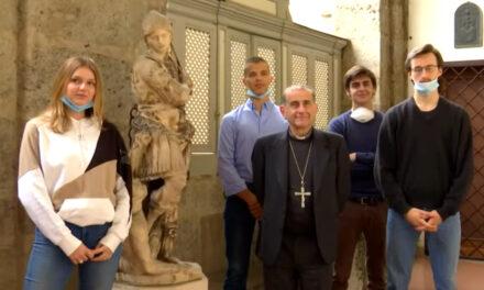 Tempo di scelte decisive, rivedi il dialogo tra l'Arcivescovo e i maturandi