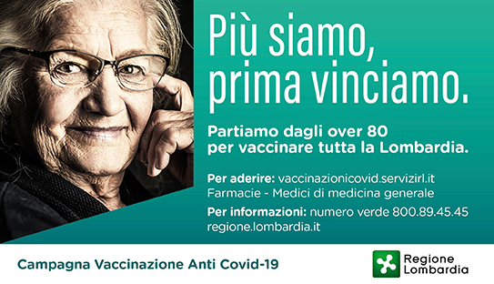 Campagna Vaccinale OVER80